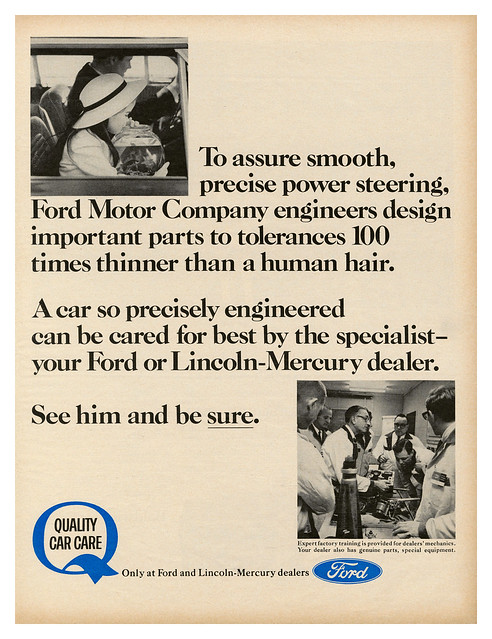 Ford Quality Car Care (1969)