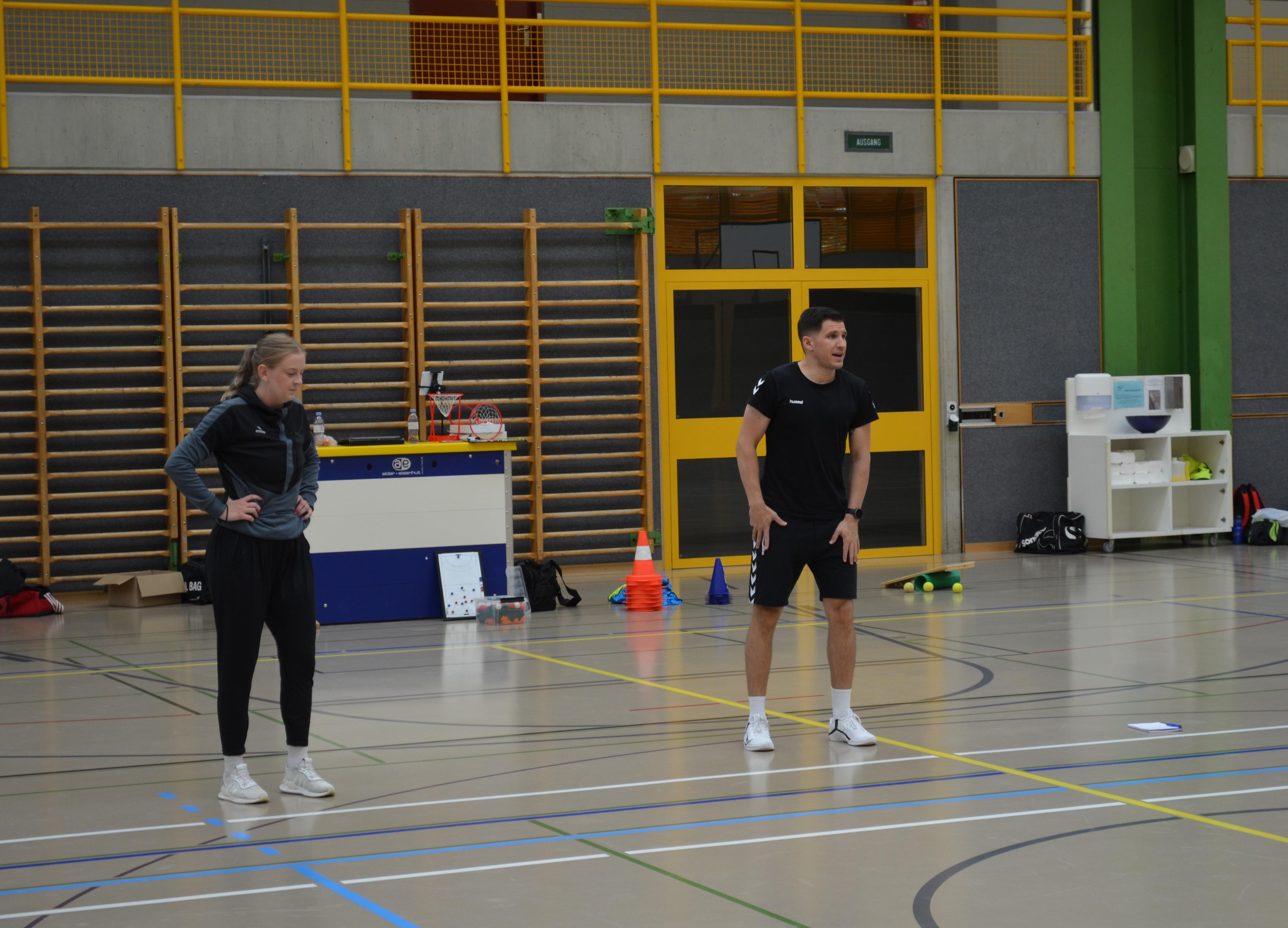 Trainingswoche 2021