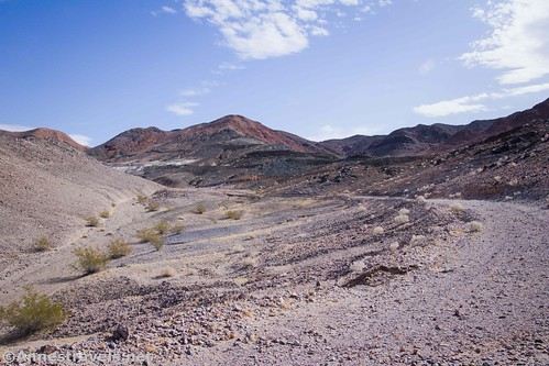 The Superior Mine Road, Death Valley National Park, California