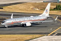 "American Airlines""Astro Jet""(Retro)/Boeing 737-823(WL)/N905NN"