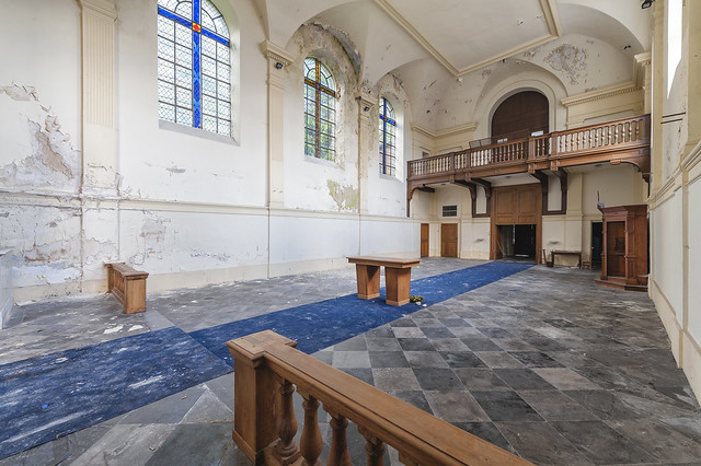 The Blue Carpet