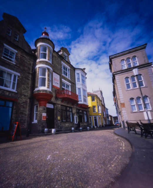 The Red Lion, Cromer
