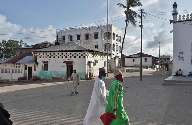 Lamu, Kenya: Riyadha Mosque