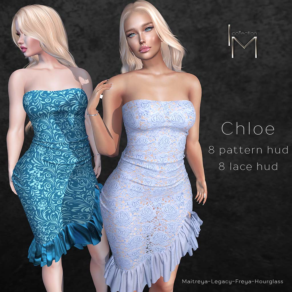 I.M. Collection Chloe Dress – Exclusive for Designer Showcase