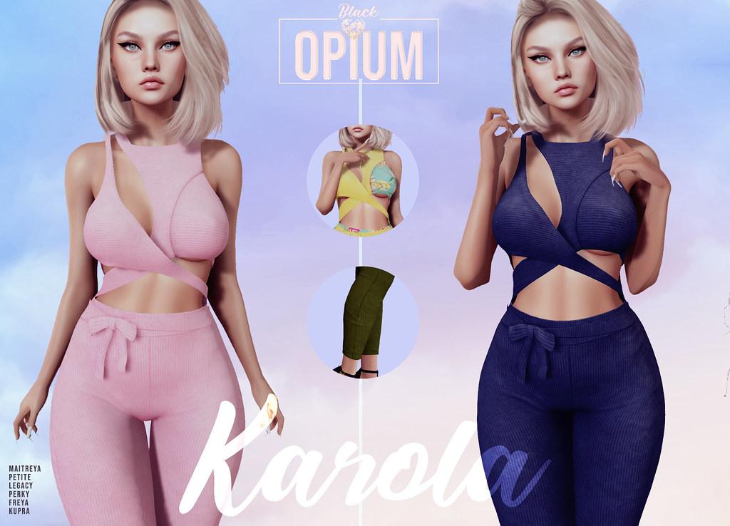 BlackOpium – Karola