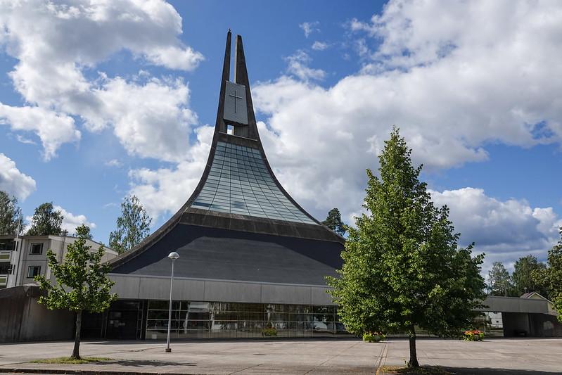 Lauritsala church