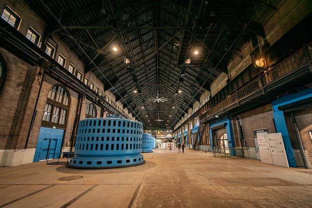 Niagara Parks Power Station