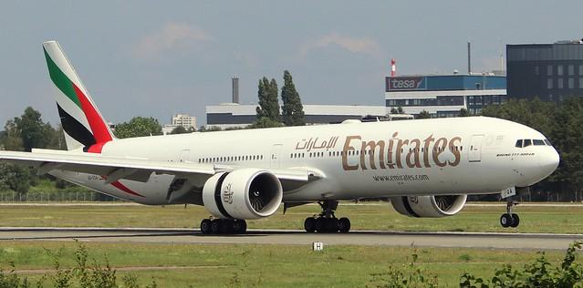 Emirates, A6-EQA,MSN 42346,Boeing 777-31H ER, 25.07.2021,HAM-EDDH, Hamburg