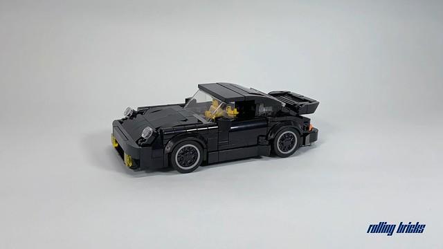 Porsche 911 Turbo 'Blackbird'