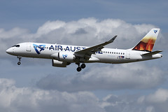 Airbus A220-371 - REU - F-OLAV - s/n 55106
