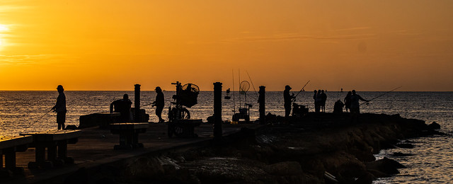 Fishing Horizon