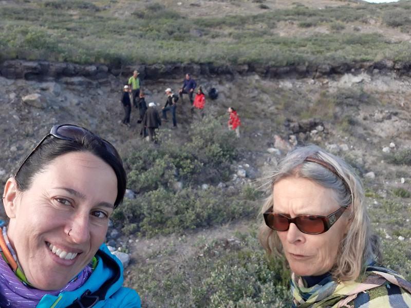Kangerlussuaq TA Field Trip (Spanish Team): Group Pictures