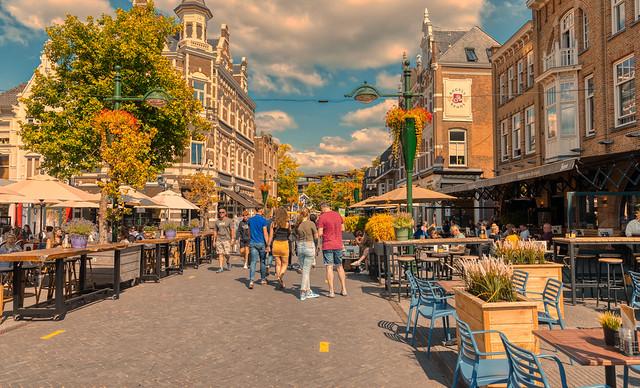 Van Coothplein, Breda.