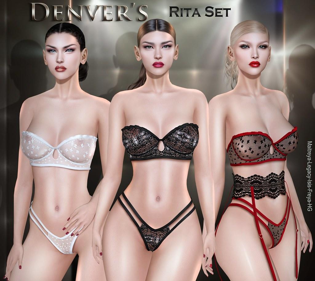 Denver's Rita Set