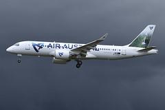 Airbus A220-371 - REU - F-OTER - s/n 55125