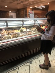ONLY my wife could be more interested in Poku00e9mon than in all this Gelato.