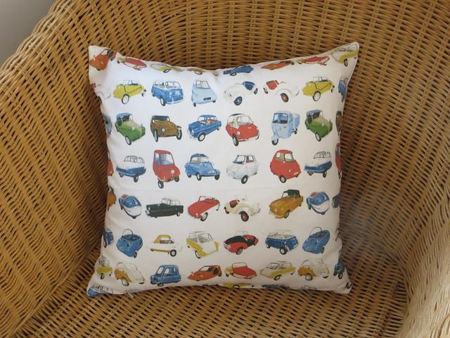 Bubble car cushion cover