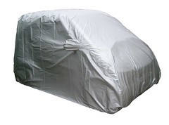 Smart ForTwo 450 and 451 Cabrio and Coupe Car Cover - Water Resistant & Breathable