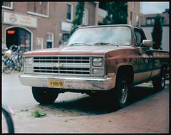 Chevrolet Scottsdale C20   1986