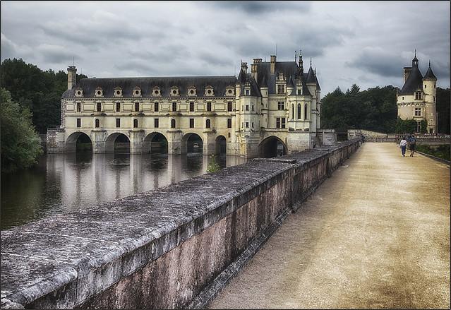 Château de Chenonceau / Loire