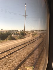 Amtrak rail trip around the west. Sunset Limited, Surf-liner, Empire builder, City of New Orleans and Crescent