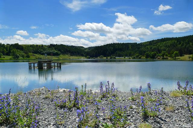 Lac Coucouron barrage LD2