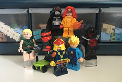  Marvel Figs #38  The Newest Warriors!