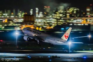 2021-08-04 羽田空港第1旅客ターミナル展望デッキ