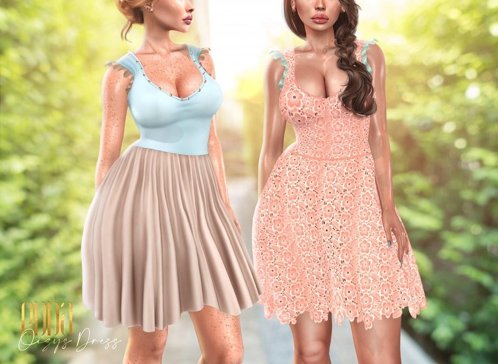 New Release@Oizys Dress