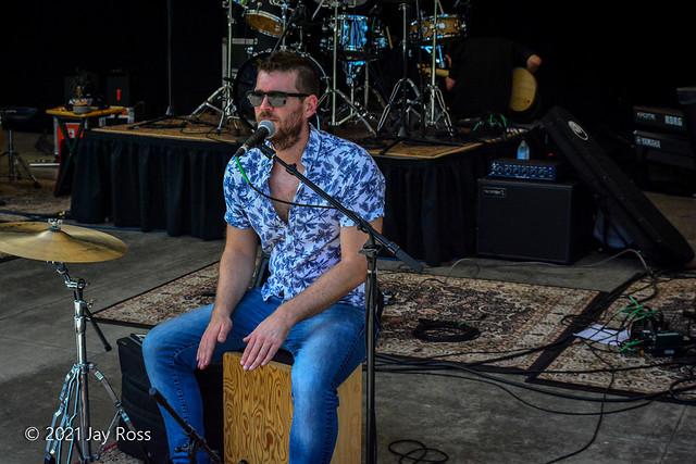07.18.2021 The Como La Flor Band with Emerging Artist DreeMon