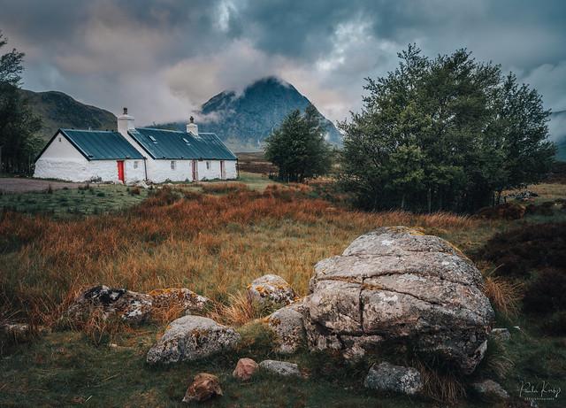 Blackrock Cottage, Glencoe