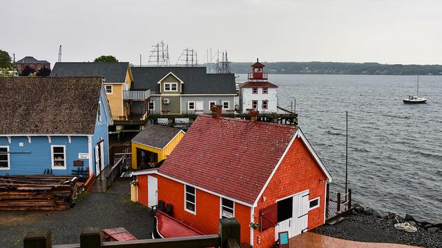 Les quais de Pictou! /The Pictou docks!