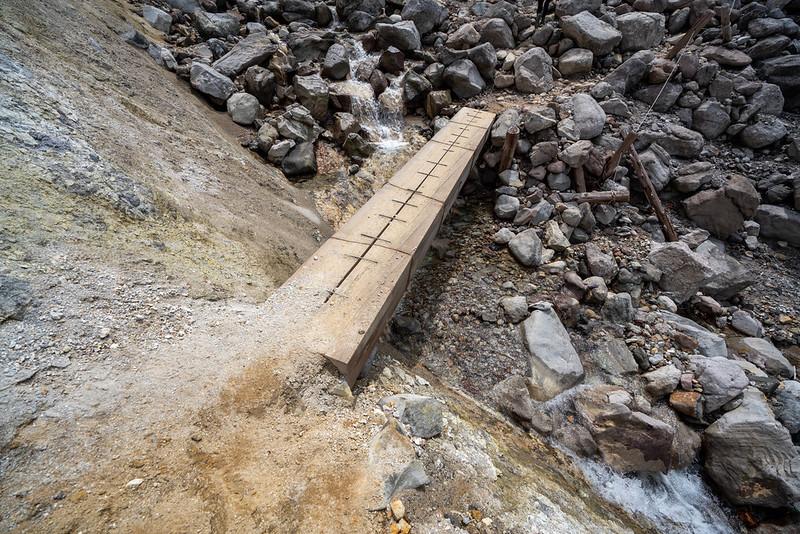 八甲田山の橋
