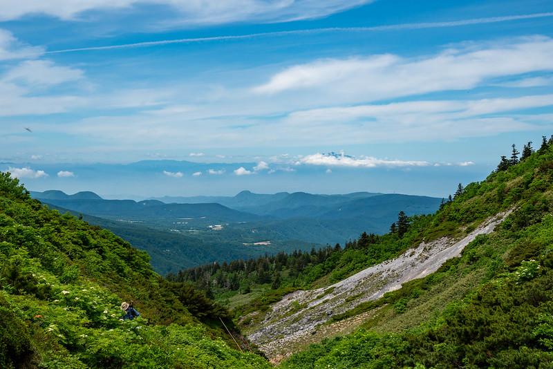 八甲田山の登山