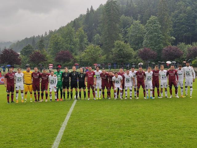 Amichevole Cittadella - Virtus Verona 2-0