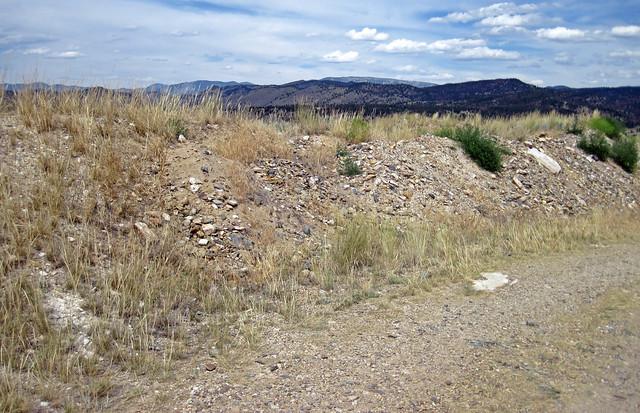 Spokane Sapphire Mine (near Helena, Montana, USA) 22