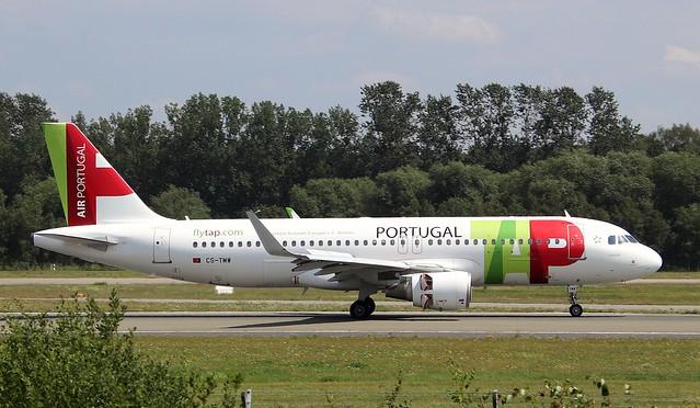 TAP Air Portugal, CS-TMW,MSN 1667,Airbus A320-214, 25.07.2021,HAM-EDDH, Hamburg