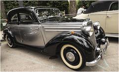 958- MERECEDES BENZ AÑOS 50 - MODELO 170 SD - MATRICULADO EN 1960