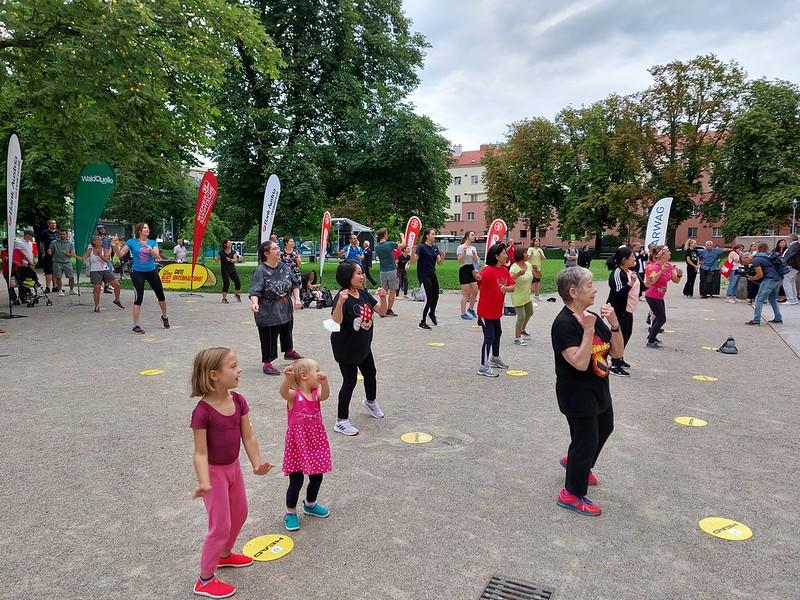 Kick-off SPORT.PLATZ Wien