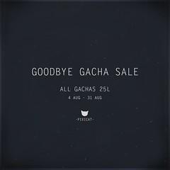 Gacha Sale