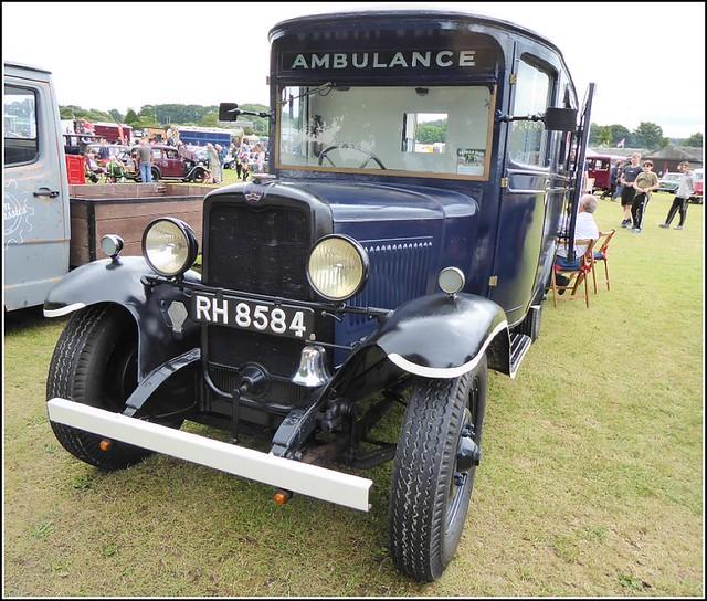Bedford Ambulance ..