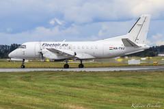 Fleet Air International / Saab 340A / HA-TVJ / EIDW