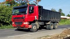 T2927 DAF CF Dump Truck