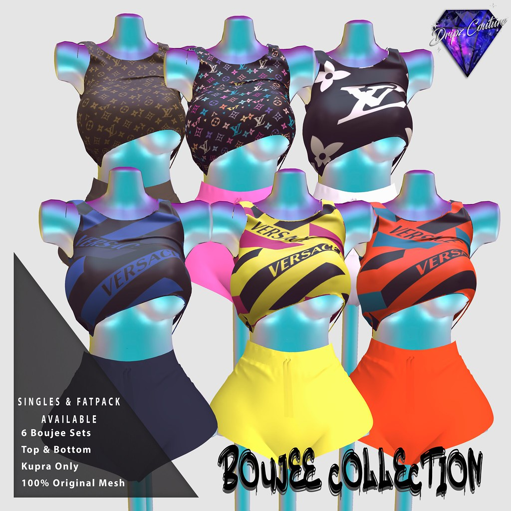 New Release ~ Boujee Collection