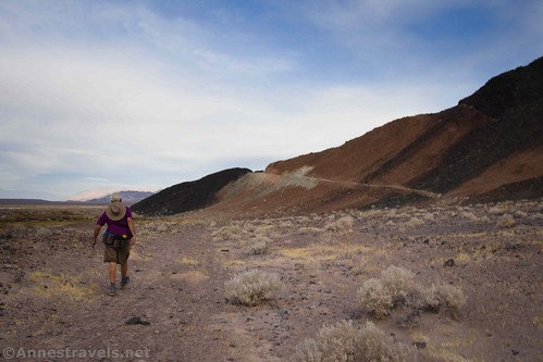 Saratoga Mine Road, Death Valley National Park, California