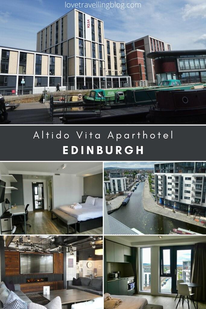 Altido Vita, Edinburgh