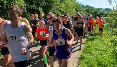 V sobotu se na trati v Přílukách poběží třetí letošní dvoumílový závod