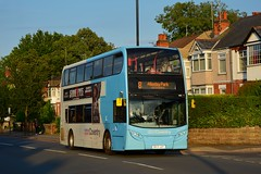 National Express Coventry 4885, BX13JUY - 8