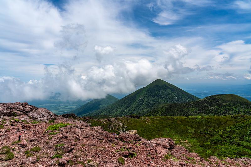 八甲田山の山頂