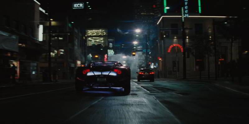 Joker on Yonge Street
